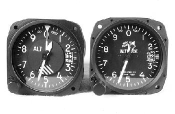 "3 1/8"" TSO Sensitive Altimeter New or Recertified"