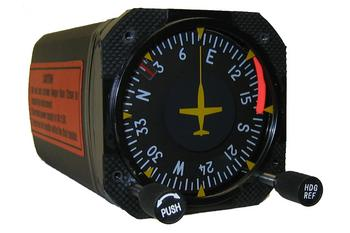 Falcon Gauge Directional Gyroscope
