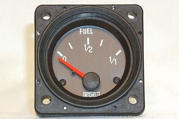 "Mitchell 2 1/4"" Electrical Fuel Gauge"