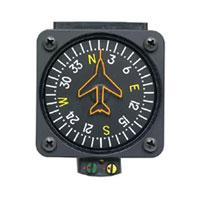 PAI-700 Vertical Card Magnetic Compass