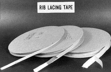 Rib Lacing Tape