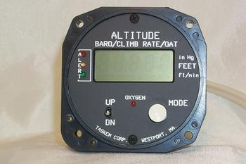 "Taskem 3 1/8"" Digital Altimeter"