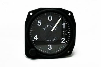 UMA Non-Sensitive Altimeter